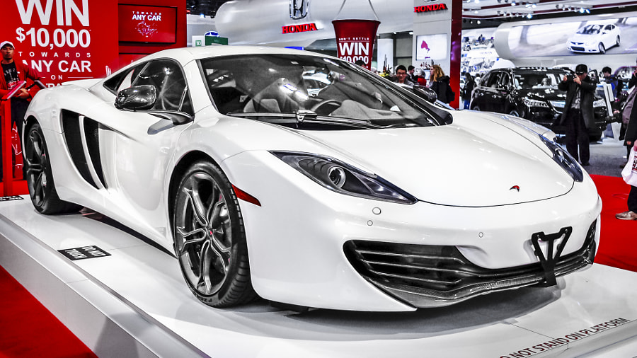 2014 Toronto Car Show Supercar