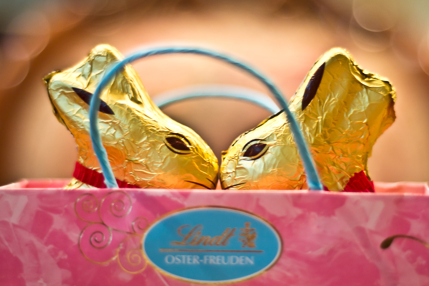 Photograph Chocolate Bunnies by Yousef Abdul Husain on 500px