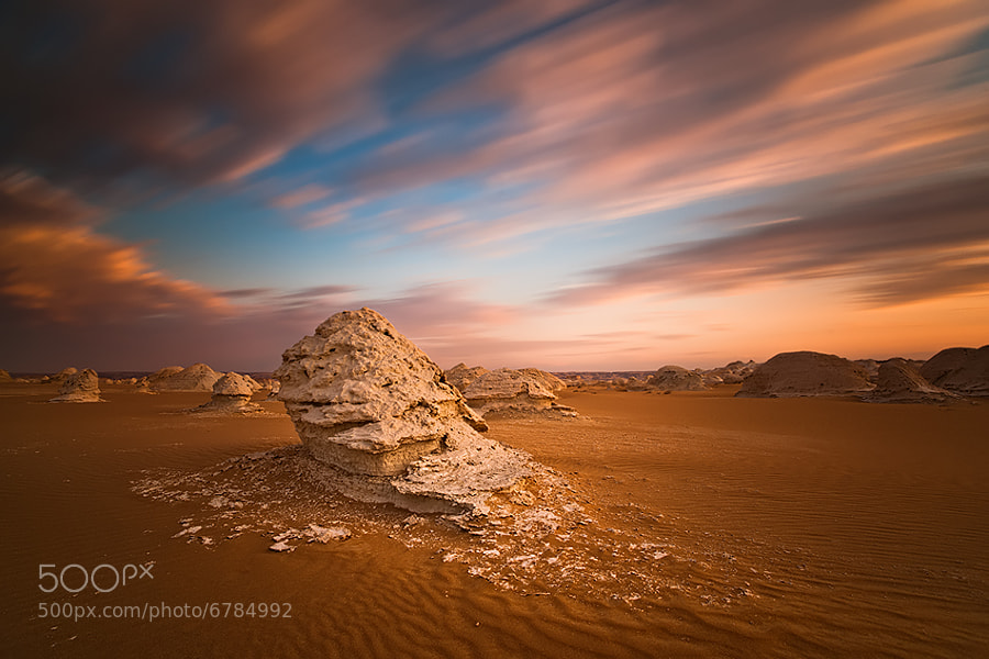 Photograph [ ... erosion ] by Raymo-Photography on 500px