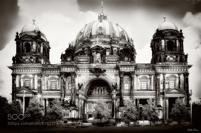 Photograph Berlin Cathedral II by Viktor Korostynski on 500px