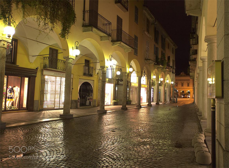 Photograph Novara, da Piazza delle Erbe ... by Andrea Cannaos on 500px