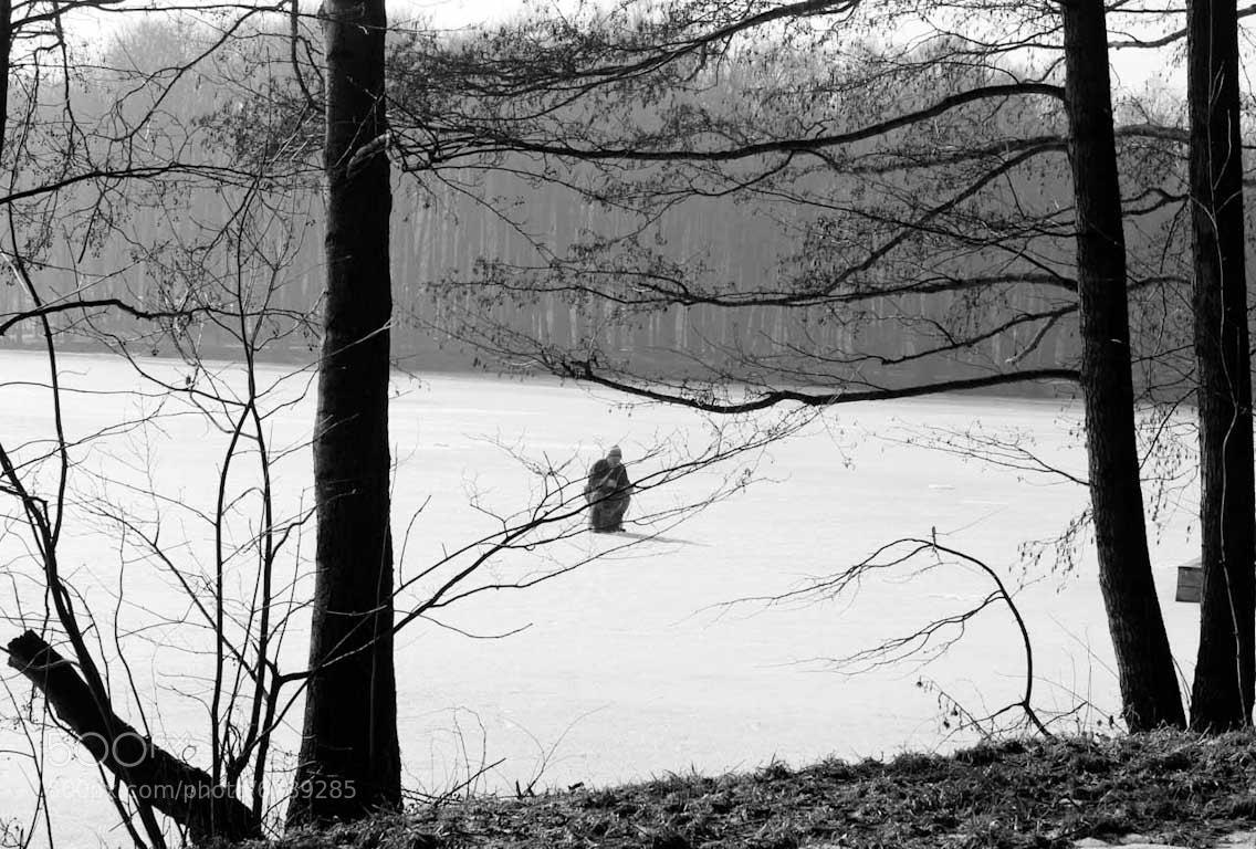 Photograph Fisherman by Dmitry Veleskevich on 500px