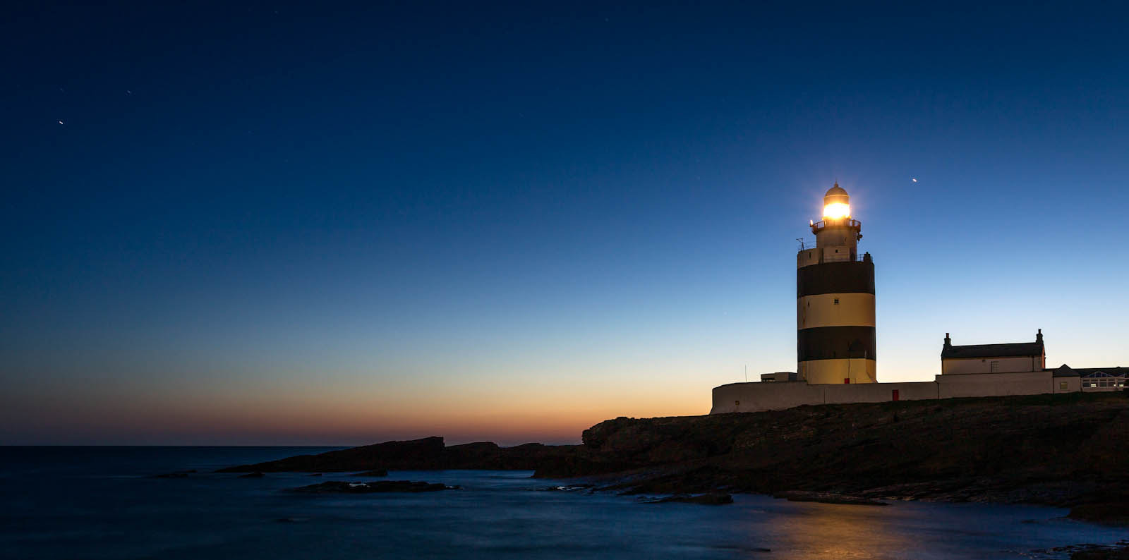 Photograph Hook Head Lighthouse  by Lawrence Wheeler on 500px