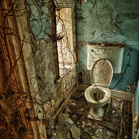 Abandoned Farm House by Lawrence Wheeler (lwheeler)) on 500px.com