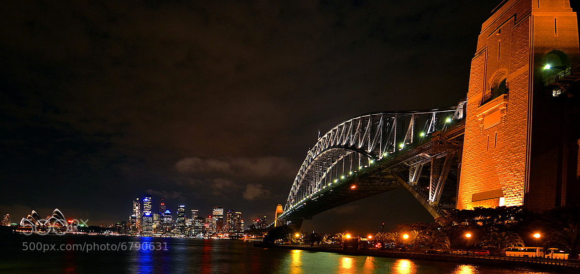Photograph Sydney Harbour Bridge by Dragons on 500px