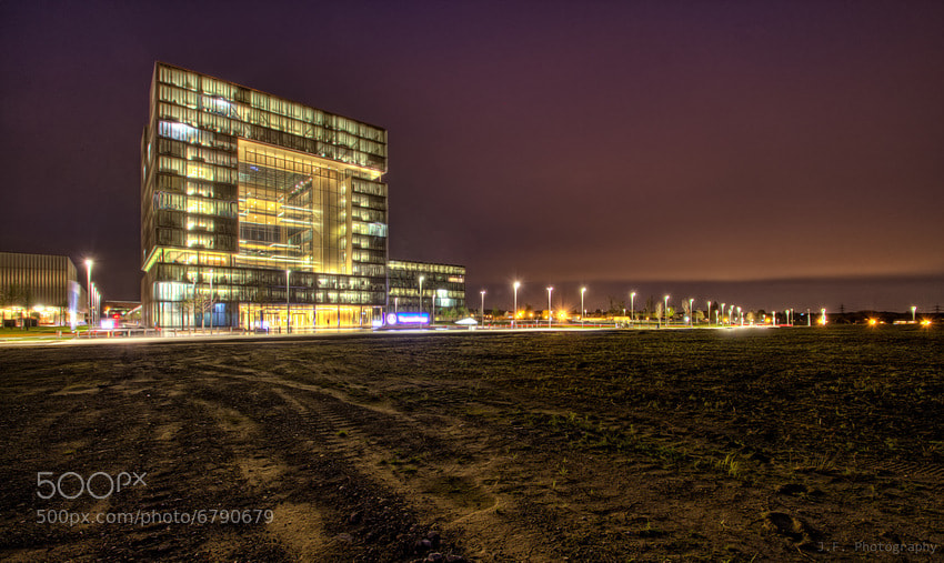 Photograph ThyssenKrupp  by ---Jan --- on 500px