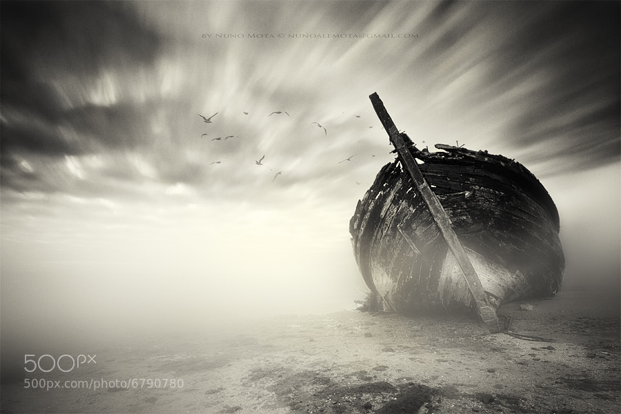 Photograph Stranded in time by Nuno Mota on 500px