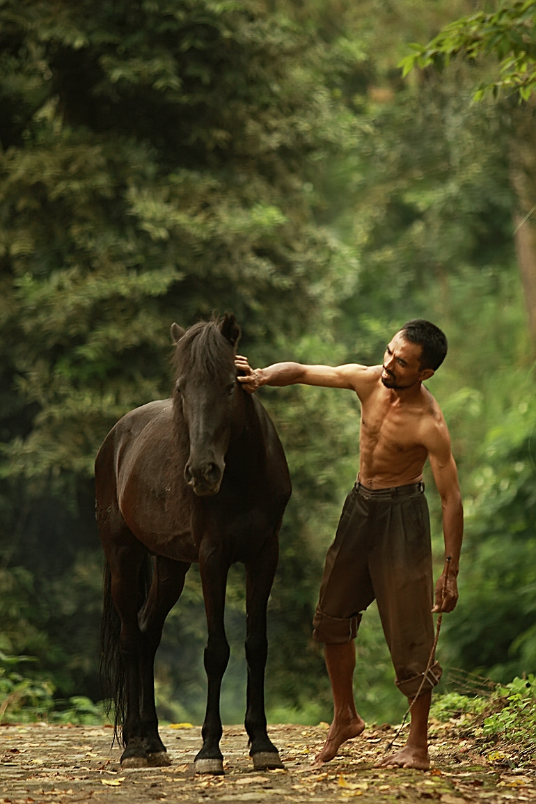 Photograph My Horse My Life by Rizal Arnex on 500px