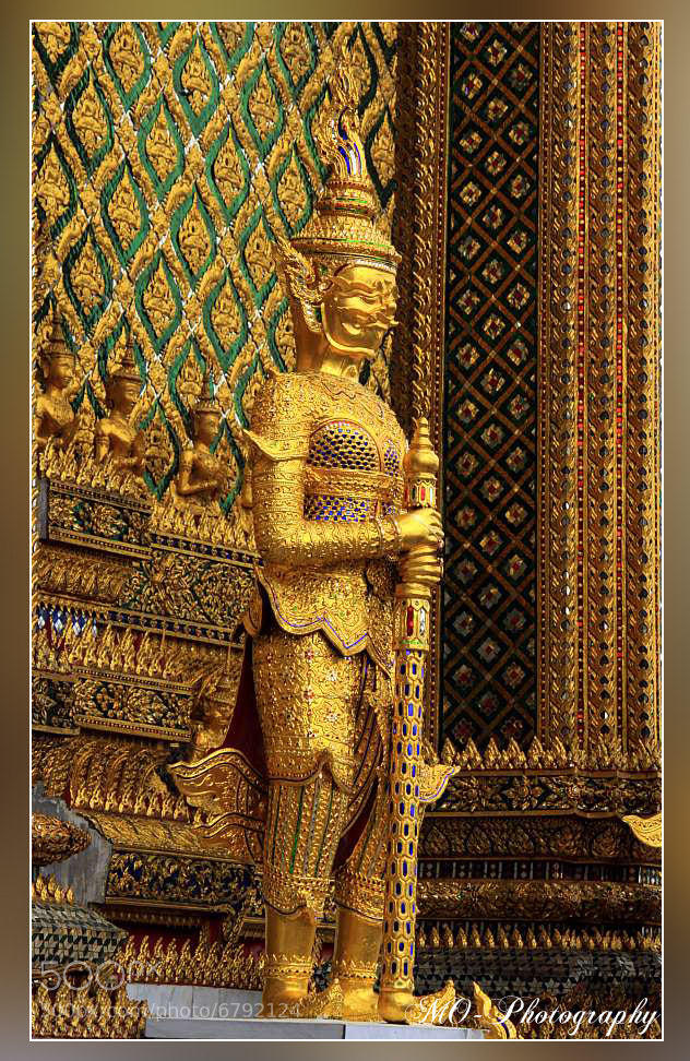 Photograph Wat Phra Kaew by Martijn Oorschot on 500px