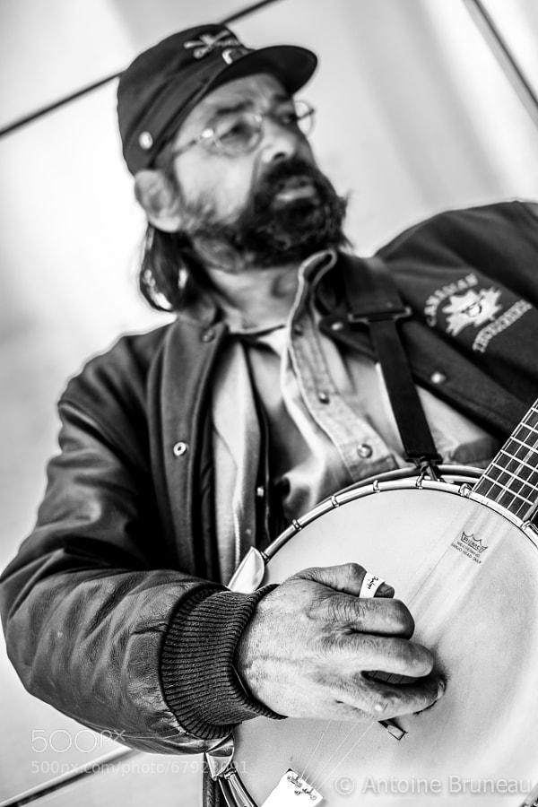 Street Banjo