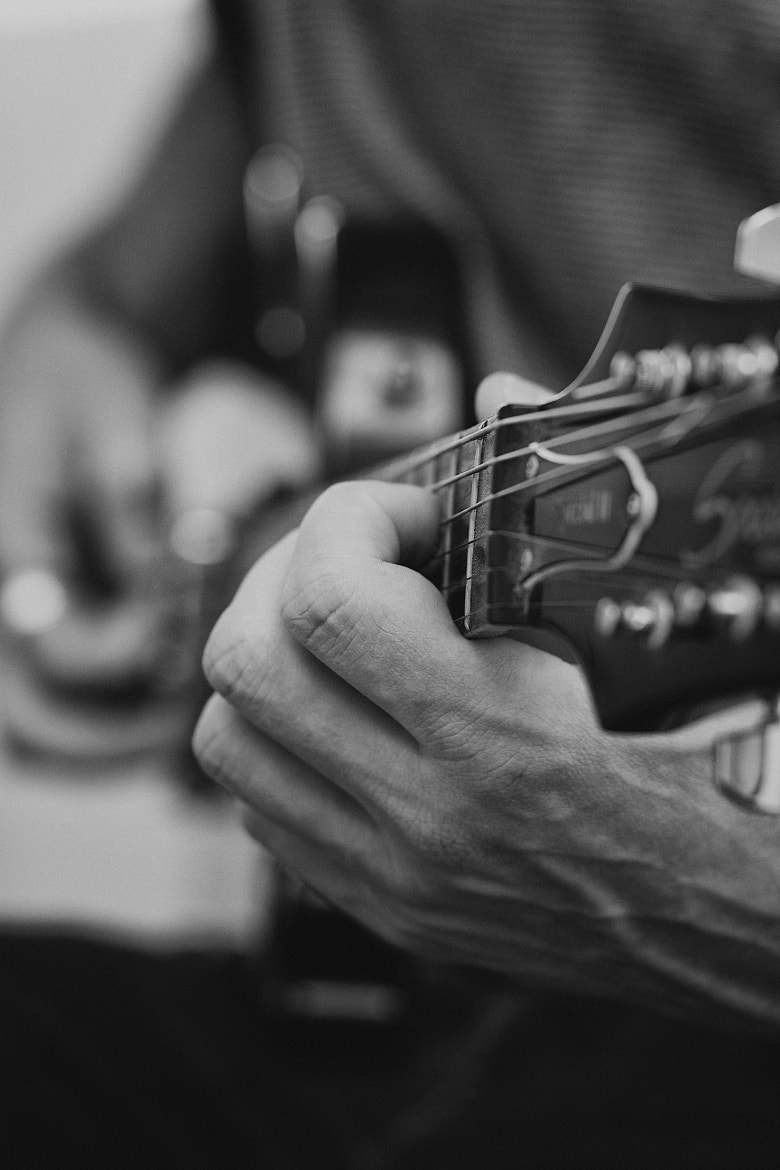 Photograph Playing solo by Katalin Gerencsér on 500px