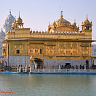 Постер, плакат: Golden Temple