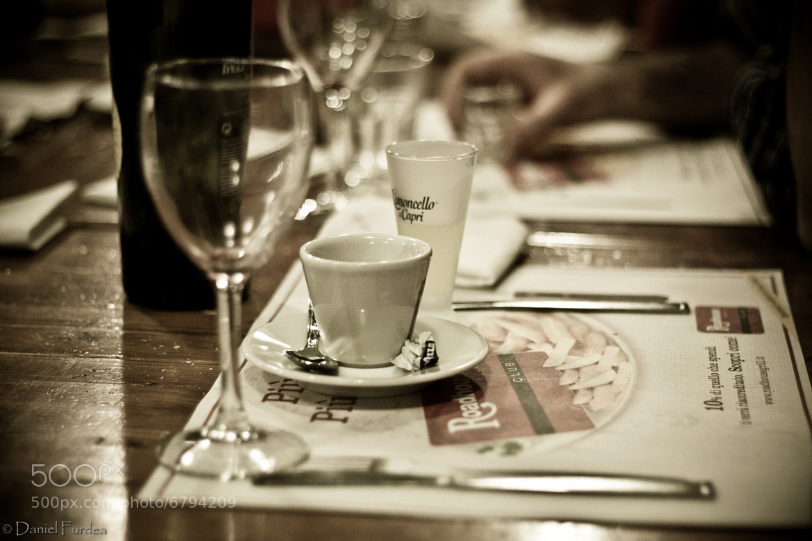 Photograph Tris of drink by Daniel Furdea on 500px
