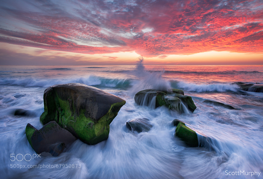 Photograph La Jolla Waves by Scott Murphy on 500px