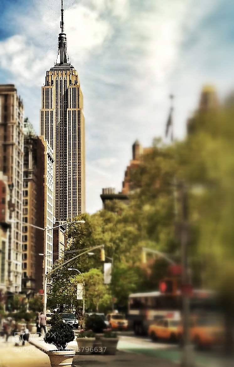 Photograph Postcard from New York by Jay B. Wilson on 500px