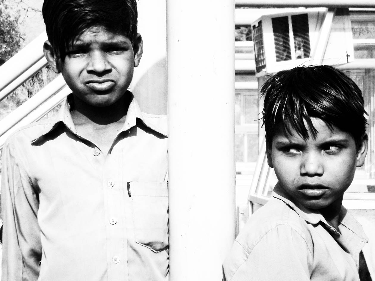 Photograph Vijay, Ravi and the good old 70's by ARITRA SEN on 500px