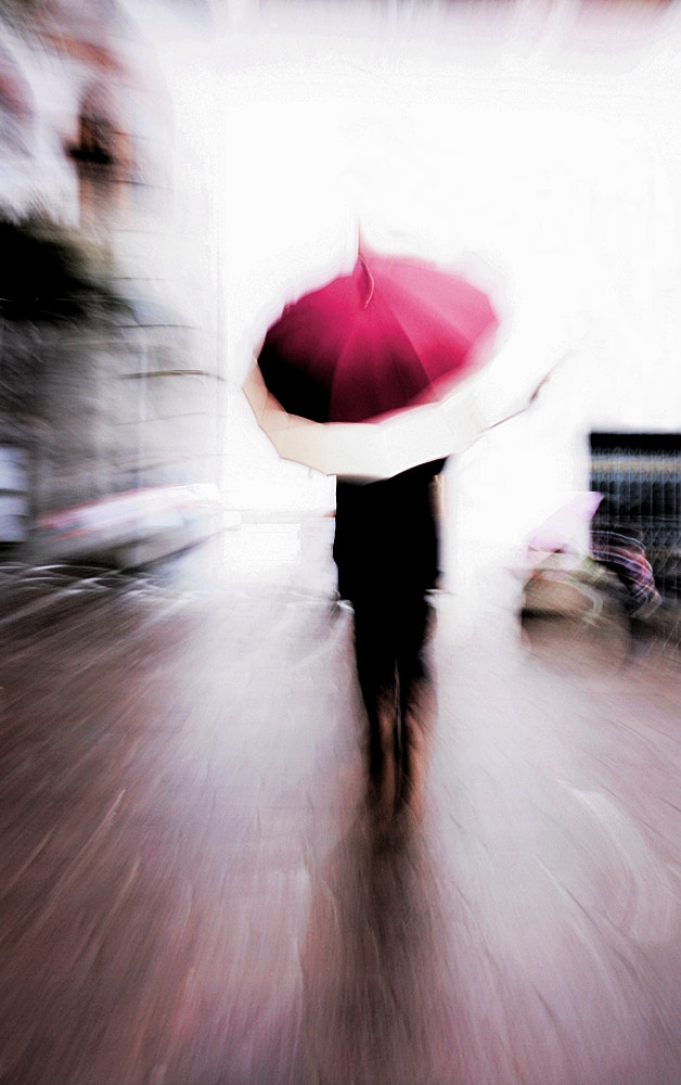 Photograph in the rain** by Lucia Brancati on 500px