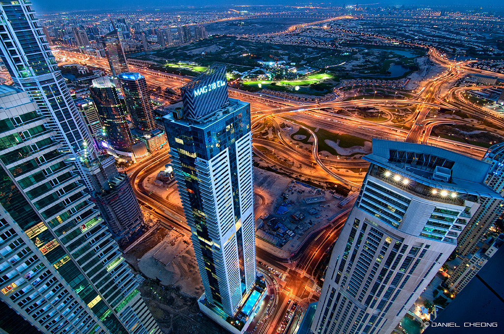 Photograph The Veins Of Dubai #1 by Daniel Cheong on 500px