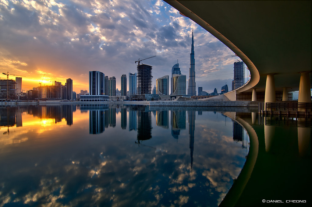 Photograph Parallelism by Daniel Cheong on 500px