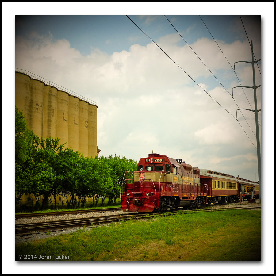 Photograph Grapevine Express by John Tucker on 500px