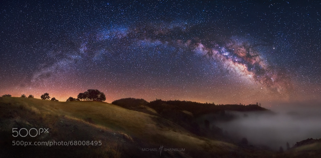 Photograph Into The Night by Michael Shainblum on 500px