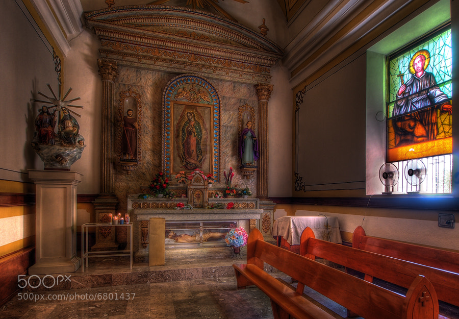Photograph Baja Church by David Scarbrough on 500px