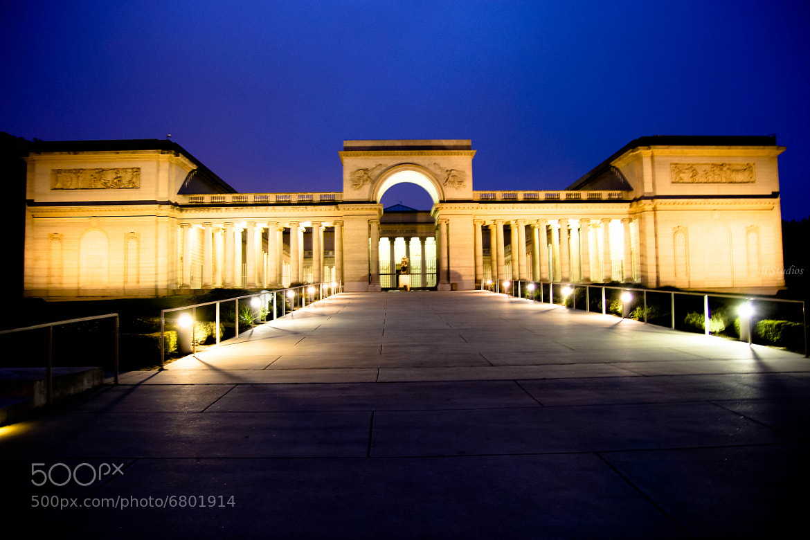 Photograph Legion of Honor by Anthony Li on 500px