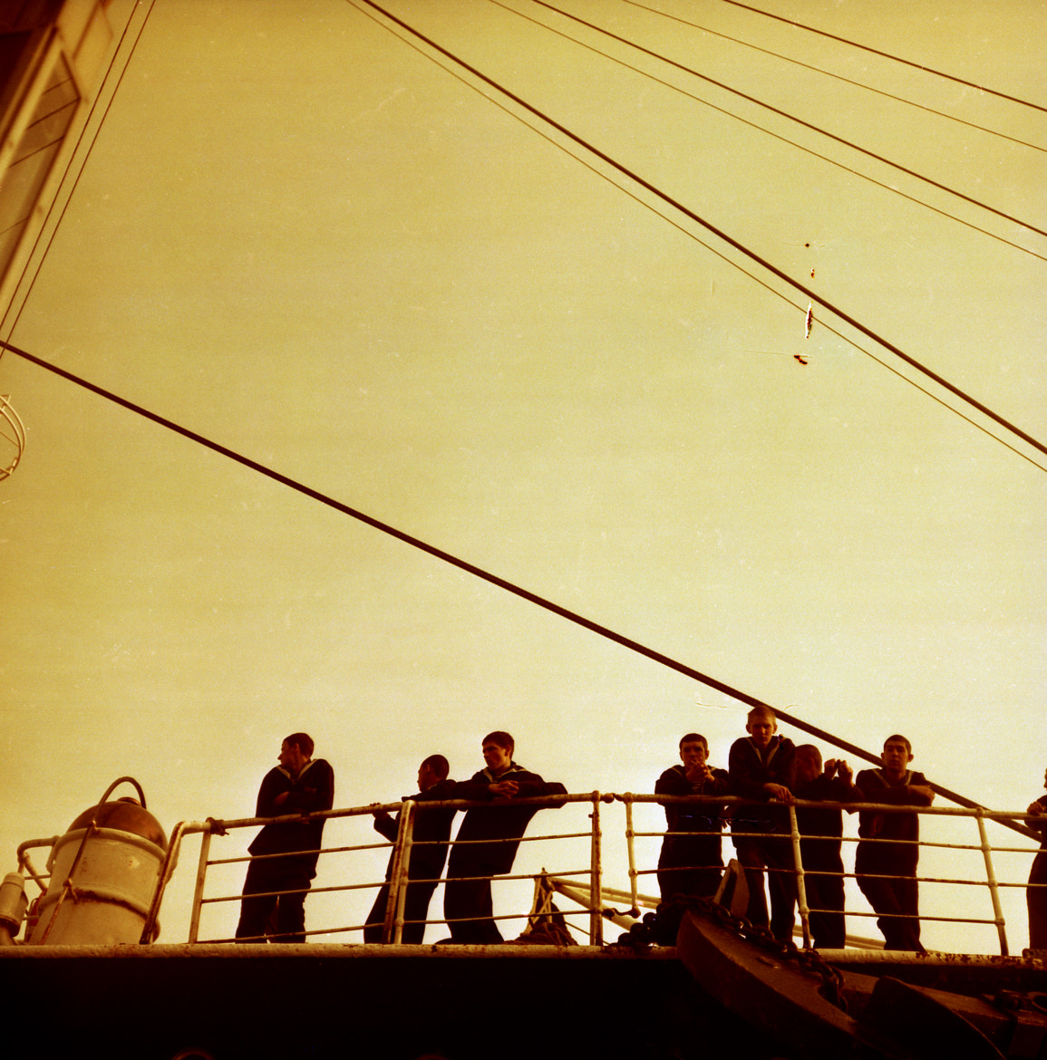 Photograph Russian Sailors by Mella Tönnies on 500px