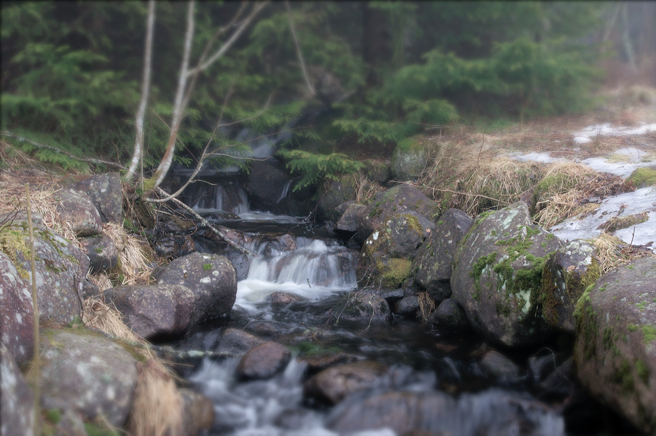 Photograph Tiny stream by James Billings on 500px