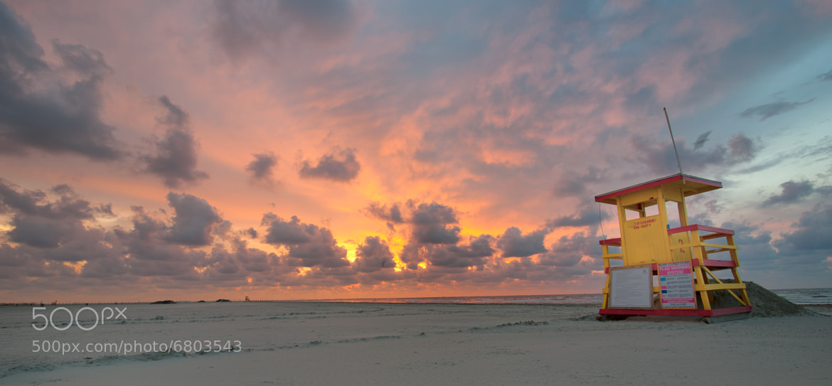 Photograph Galveston Beach by Andi Hauser on 500px