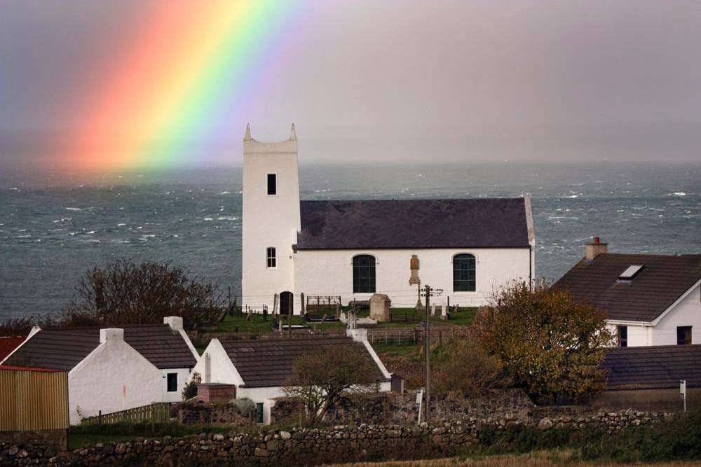 Photograph Ballintoy Rainbow by Stephen Emerson on 500px