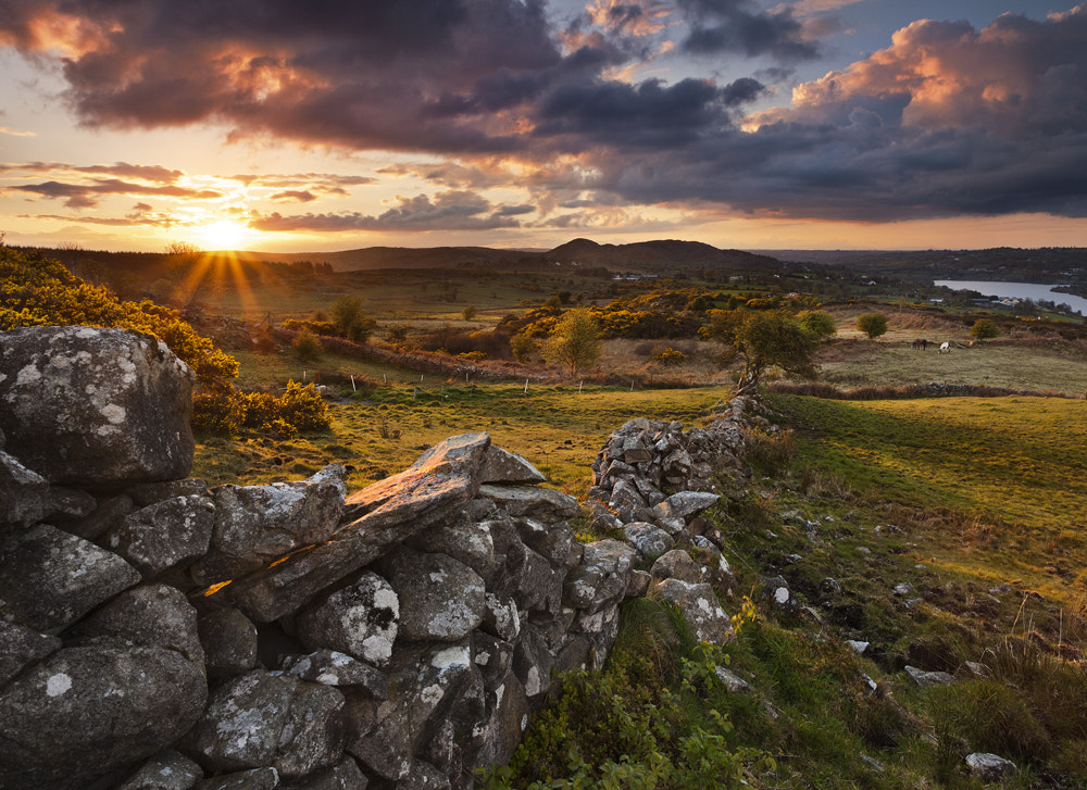 Photograph Country Sunset by Gary McParland on 500px