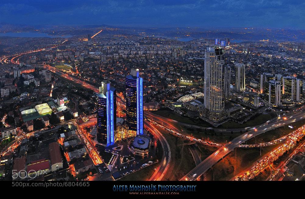 Photograph istanbul bird's eye view by Alper Mandalik on 500px