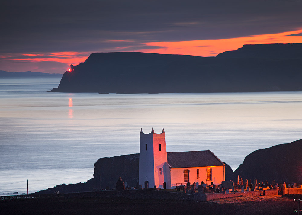 Photograph Ballintoy Church by Stephen Emerson on 500px