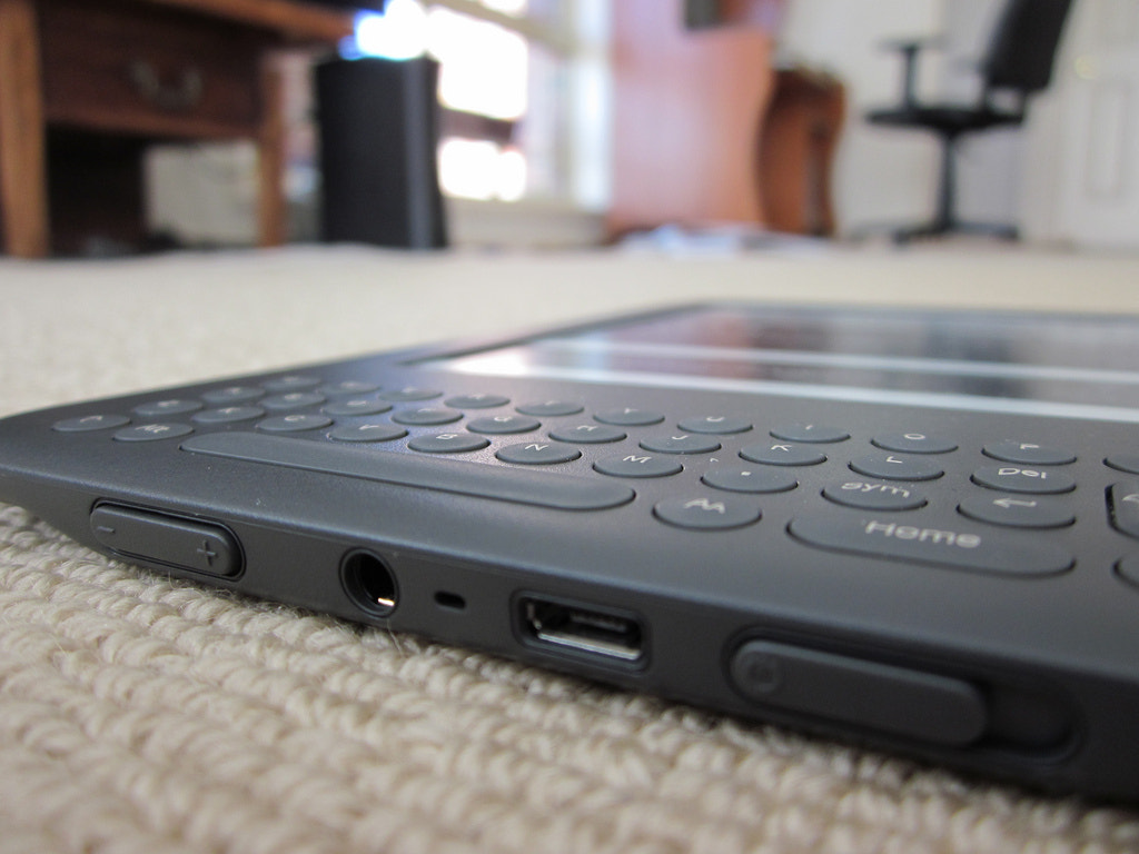 Photograph Kindle Keyboard 12 by Chris Southcott on 500px