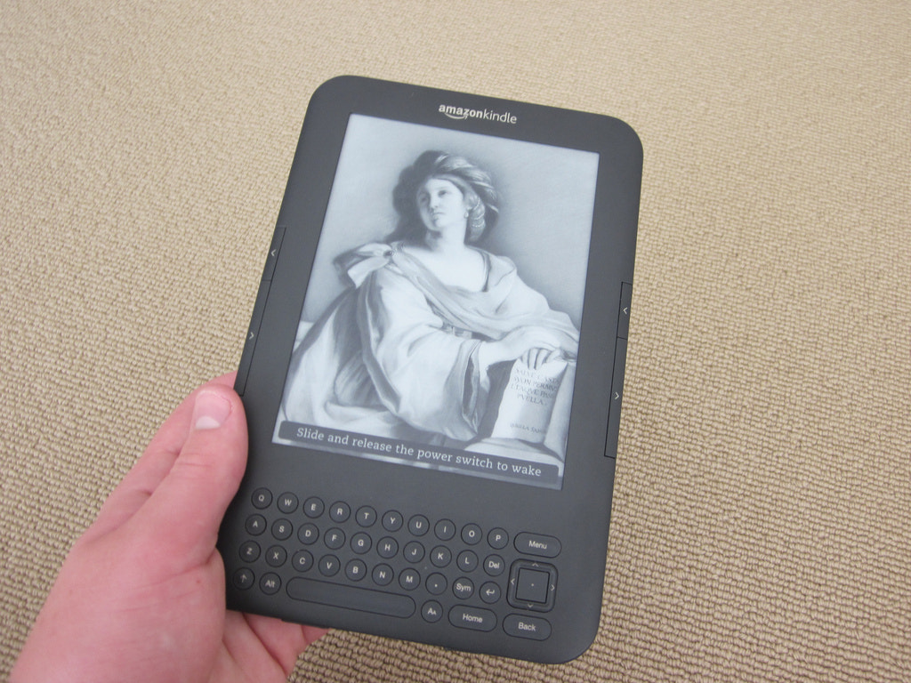Photograph Kindle Keyboard 28 by Chris Southcott on 500px