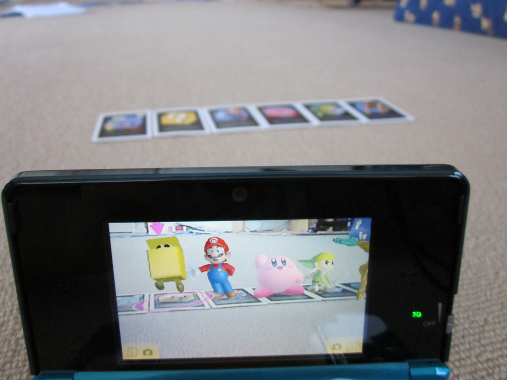 Photograph Nintendo 3DS 01 by Chris Southcott on 500px