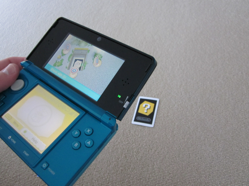 Photograph Nintendo 3DS 02 by Chris Southcott on 500px