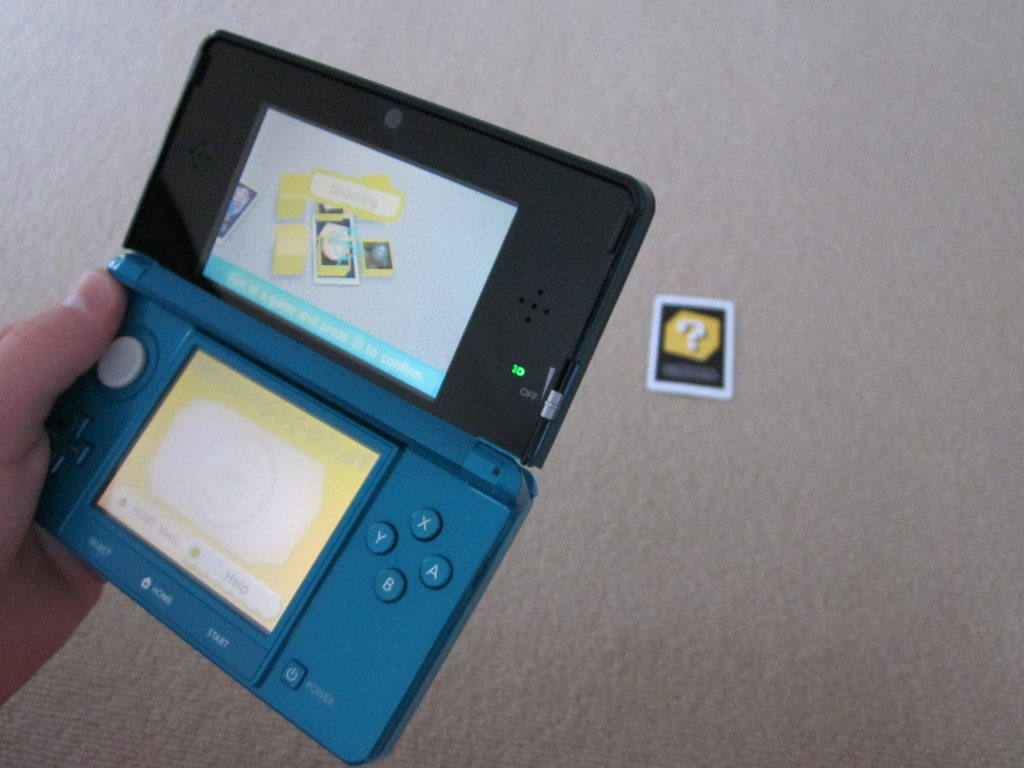Photograph Nintendo 3DS 03 by Chris Southcott on 500px