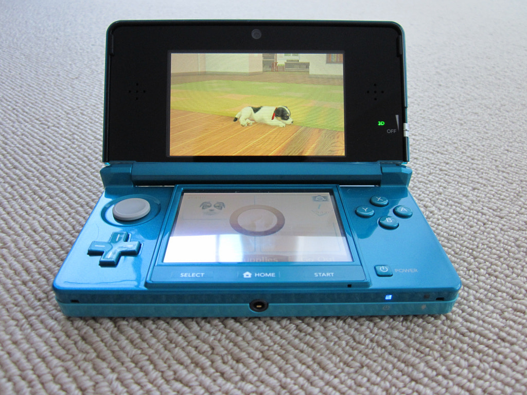 Photograph Nintendo 3DS 05 by Chris Southcott on 500px