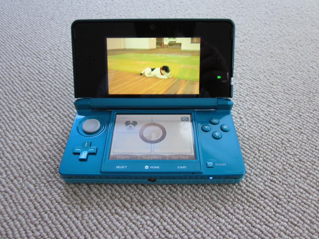 Photograph Nintendo 3DS 16 by Chris Southcott on 500px