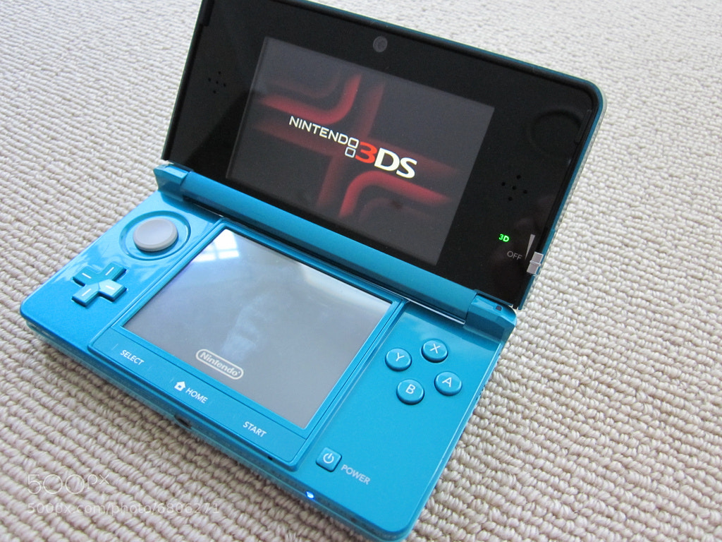 Photograph Nintendo 3DS 17 by Chris Southcott on 500px