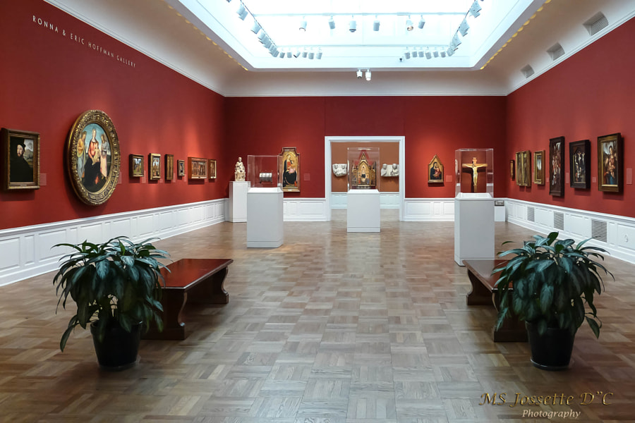 Ronna and Erick Hoffman Gallery Portland Art Museum by ╰☆❤Jossette D❤Hermanni☆╮ on 500px.com