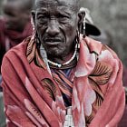 Постер, плакат: The maasai elder