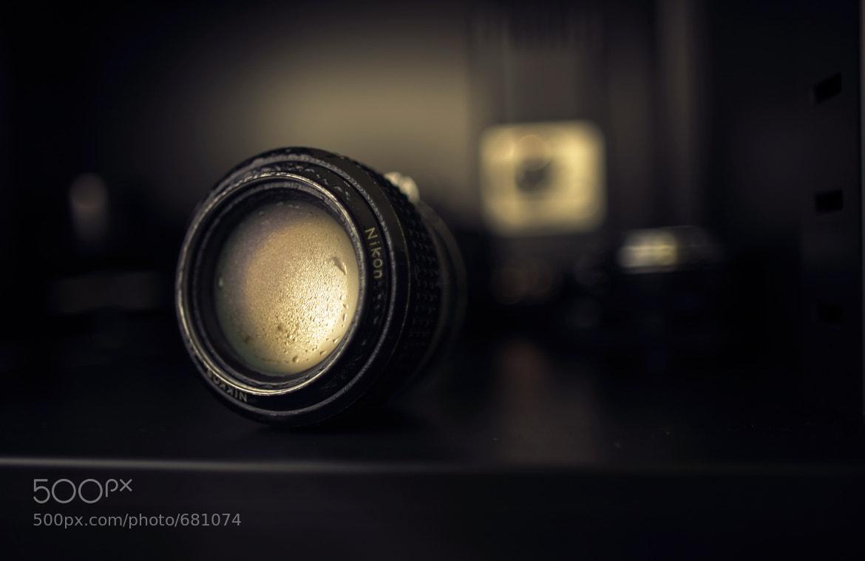 Photograph Nikon Lens by CHI WEN WANG on 500px