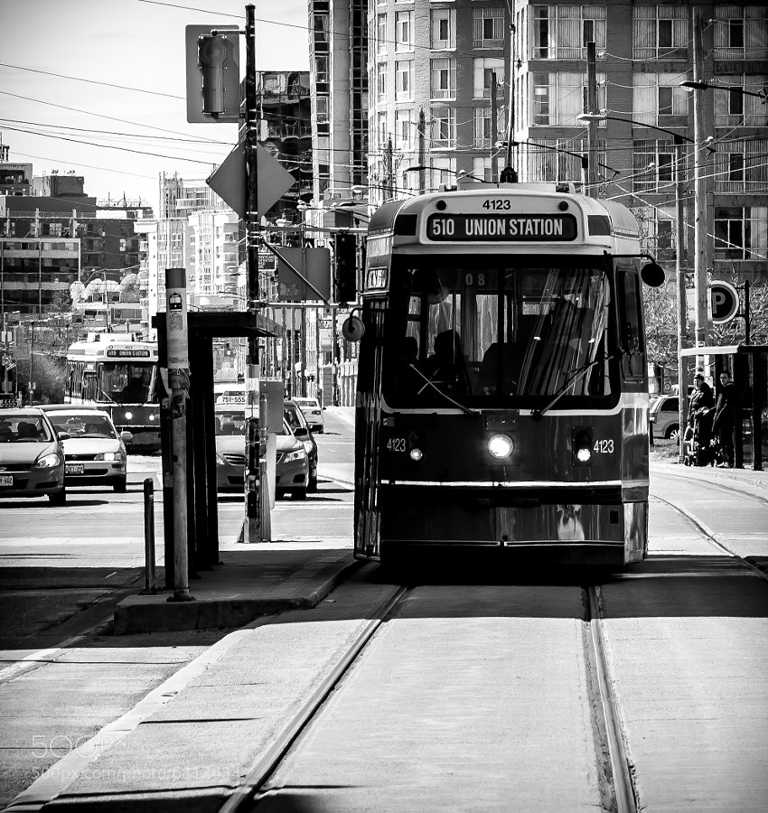 Nothing rumbles in that smooth way like a Toronto streetcar