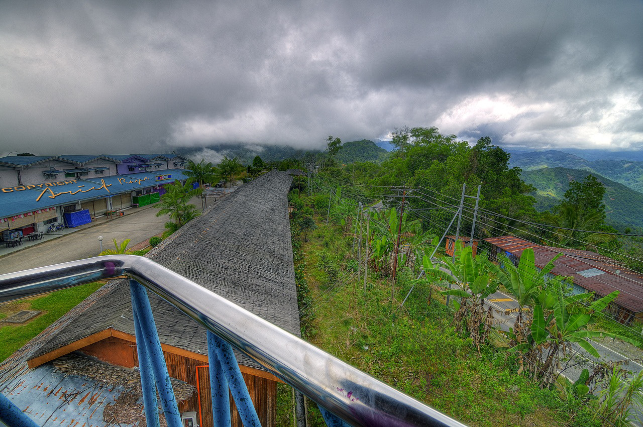 Photograph Nabalu Observation Tower Part II by Kamrul Arifin on 500px