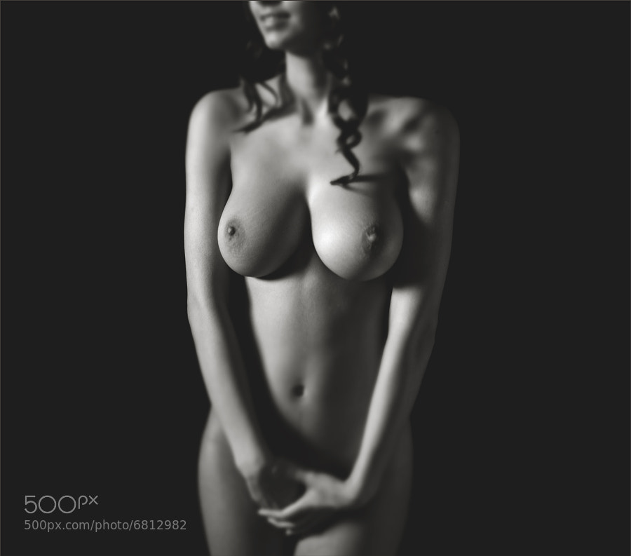 breast by Arkadiy Kozlovskiy