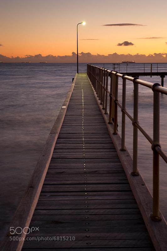 Photograph St Kilda Pier by Rowan Sims on 500px