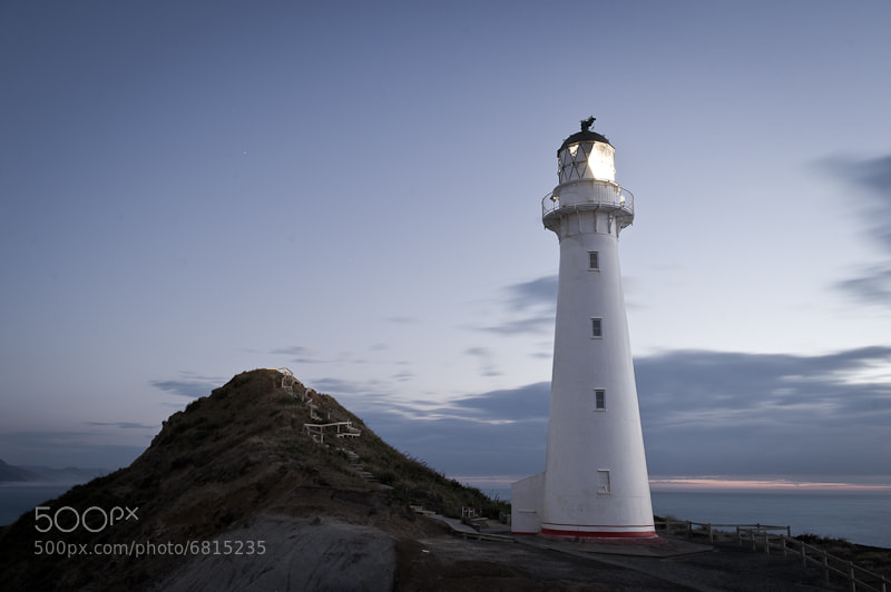 Photograph Castle Point Lighthouse by Rowan Sims on 500px